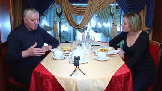 Интервью с экс-мэром Братска Александром Петрунько