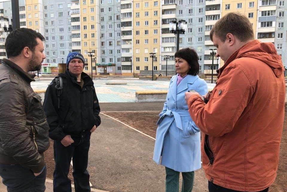 Администрация Братска подала в суд на подрядчика, построившего сквер «Ангарские каскады»