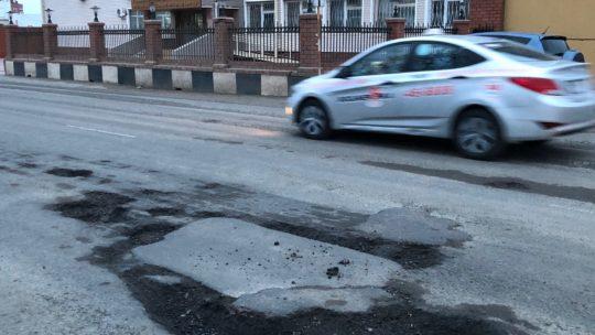 Братские активисты заставили мэрию залатать 138 ям на дорогах