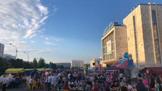 День молодежи в Братске: как развивается городской праздник