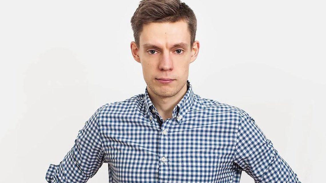 Юрий Дудь в Братске
