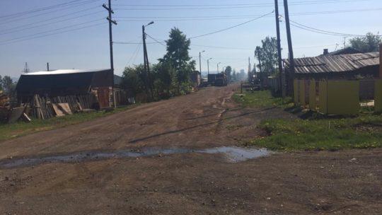 Район Порожский очистили от мусора после визита братских блогеров