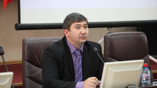 Экс-мэр Братска Климов возглавил Федерацию панкратиона России