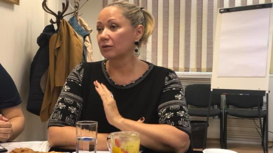 Светлана Гарцун: братскому бизнесу необходим обмен опытом и свежие идеи