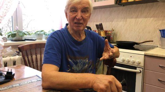 Три головки чеснока для Владимира Кижнерова