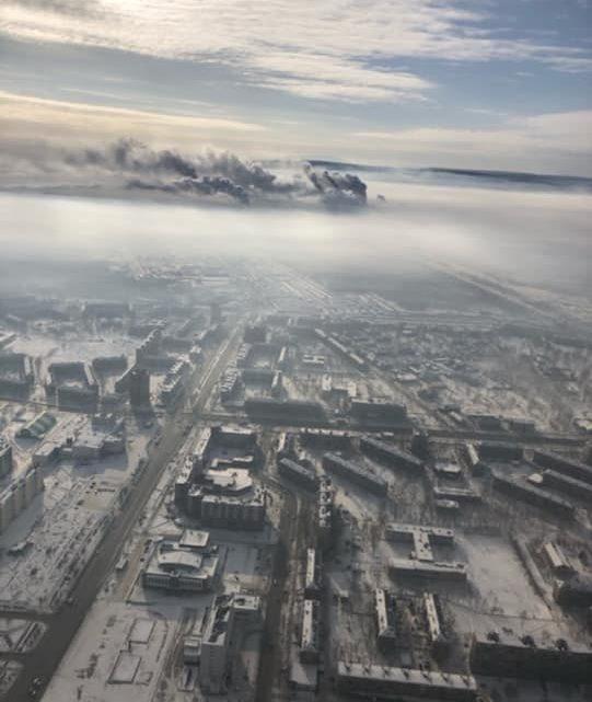 Обращение к Сергею Соколу, председателю Законодательного Собрания Иркутской области по экологической проблеме Братска