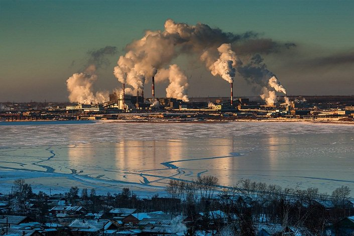 Экологический манифест. Город Братск, Иркутская область, 16 февраля 2020 год (проект)