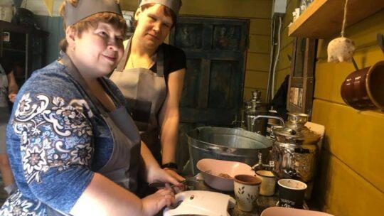 В Братске открылось кафе с особенным персоналом